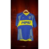 Camiseta Boca Juniors 2003 Tevez