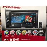 Pioneer Car Stereo Avh-165 Dvd- Excelente Con Control Remoto