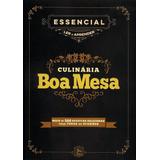 Essencial Ler E Aprender Culinaria Boa Mesa - Hunter Books