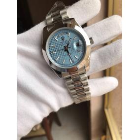 Rolex Day Date Esfera Azul