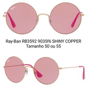 2656afe23feb1 Oculos Rayban Rosa De Sol Ray Ban - Óculos em Minas Gerais no ...