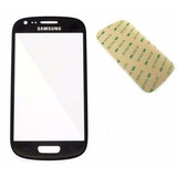 Tela Vidro Samsung Galaxy S3 Mini Gt-i8190 + Adesivo
