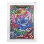 Multicolor  Stitch