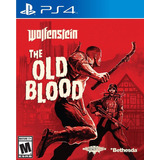 Wolfenstein The Old Blood Juego Ps4 Oferta