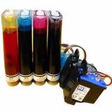 Sistema Continuo Para Impresora C4180 Hp 92-93 C/cartuchos