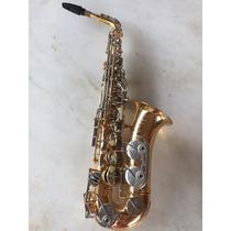 Saxofone Weril Spectra 2 +boquila + Case + Suporte