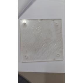 Placa De Acrilico Para Gerador De Hidrogênio 150x150mm