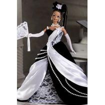 Barbie Collector Midnight Waltz * Boneca Morena Lacrada 1996