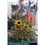 Flores Naturales Al Mayor, Arreglos Florales, Azucena,ca