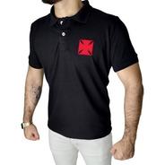 Camisa Polo Vasco Retrô