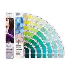 Combo Recubierto Guia Formula + Color Bridge Pantone Gp6205n