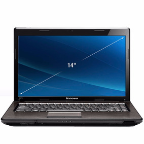 Notebook Lenovo Dual Core G480 4gb Ram 500gb 14pul Outlet!