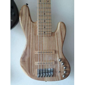 Baixo Artwood Jazz Bass 6 Cordas Top
