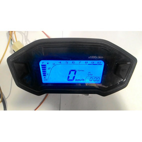 Painel Digital Honda Cg Fan 125 $450,00