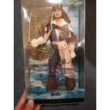 Figura Jack Sparrow Barbie Colector
