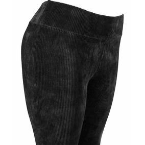 Calça Legging Veludo Leg Cotelê Feminina K2b
