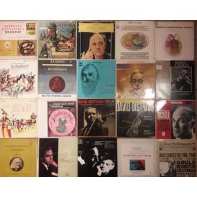 Discos De Vinilo De Musica Clasica !!! Varios Interpretes !!