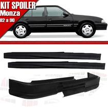 Kit Spoiler Monza 83 Á 96 4 Portas Diant S/furo + Late 048