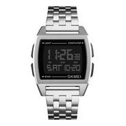Reloj Skmei 1368 Cronometro Cuenta Regresiva 2 Horarios