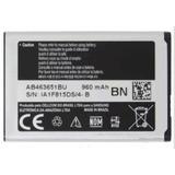 Bateria Do Celular Samsung Gt-s3650 Corby (ab463651bu)