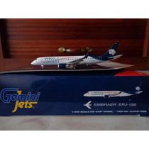 Avion Embraer Erj-190 Aeromexico Connect 1:400 Gemini Jets
