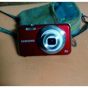 Camara Digital Samsung Es80,pila Y Memoria