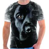 Camiseta De Labrador,cachorro,animal,estampada 3