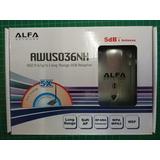 Antena Alfa Awus036nh 2dbi Holograma Realtek 8187l