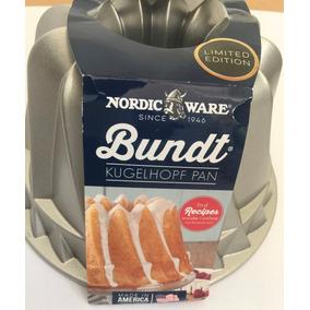 Nordic Ware Platinum Collection Kugelhopf Bundt Pan