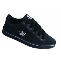 Tenis Colegial Infantil Sapato Sv Calçados Descon Lançamento