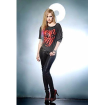 Pantalon Vinipiel Abbey Dawn Avril Lavigne Iron Fist Size 27