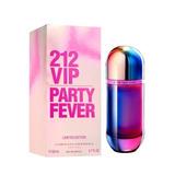 Lançamento2018 Herrera Vip Party Fever Rose 80ml Fretegratis