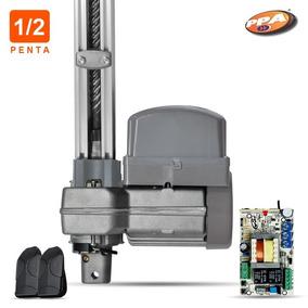 Kit Motor Portão Eletrônico Basculante Penta 1/2 Hp Ppa 220v
