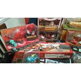 Colección Completa De Cars 1 Mattel Escala 1:55 De Metal