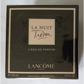 70bfcd996 La Nuit Tresor Lancome 100ml - Perfumes no Mercado Livre Brasil