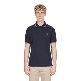 Fred Perry Hecha En Inglaterra M12 38 Small Colores!!