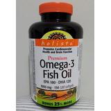 Omega 3, Fish Oil - Premium, Epa180 Dha120 X 150 - Canadá