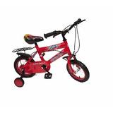 Bicicleta Imperio Rodado 12 Suspension Mod. Bc-003 N Caseros
