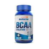 Bcaa Evolution 4:1:1 1000mg 120 Caps Solaris Nutrition