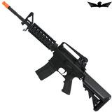 Rifle De Airsoft Elétrico Cyma M4a1 R.i.s Full Metal - Preto