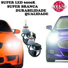 Kit Super Led Farol Baixo Hilux 2006 H4 6000k