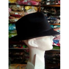 Sombrero De Fedora Michael Jackson en Mercado Libre México 3e2344175bc