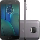 Novo Motorola Moto G 5s Plus Xt1802 32gb 13mp 4g 3 Cores Nf