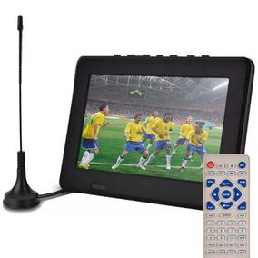 Mini Tv Monitor Digital Portatil Video 7