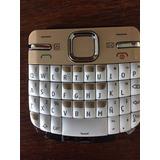Teclado Nokia C3, Tiene La Ñ