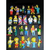 Simpsons Muñequitos Chocolatin Jack 2004 Eleji El Tuyo