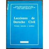 Lecciones De Derecho Civil * Varios Autores *