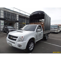 Chevrolet Luv D-max 4x4 Estacas