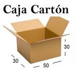 Cajas Cartón 12 C 50x30x30 Pack 20 Unid / Soluciones K2