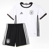 Camiseta Y Short Alemania Niño